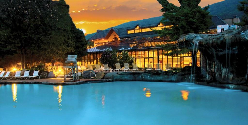 Minerals Hotel Spa Jen Ryan